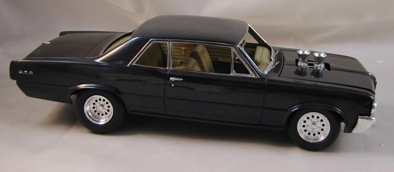 GTO street machine revell  00438