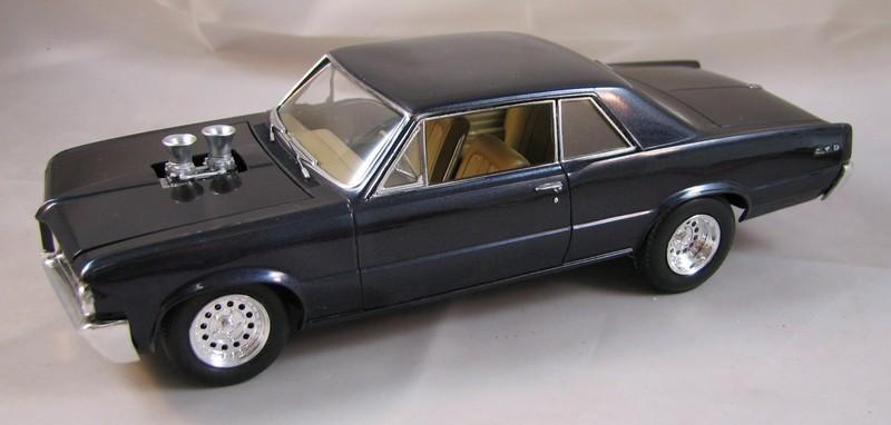 GTO street machine revell  00439