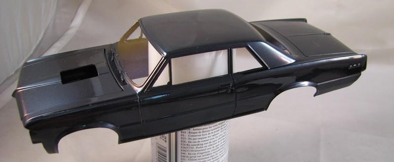 GTO street machine revell  00530