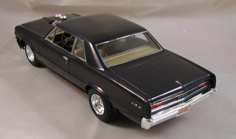 GTO street machine revell  00531