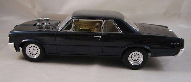 GTO street machine revell  01216