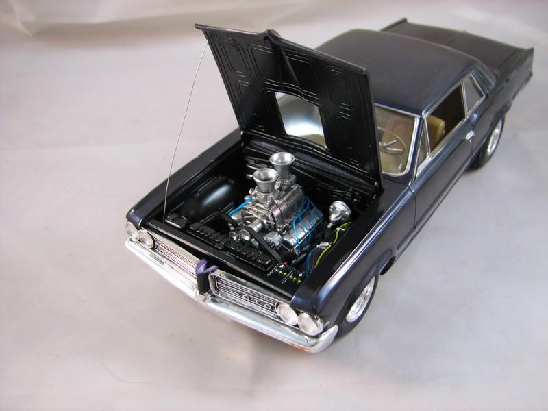 GTO street machine revell  01320