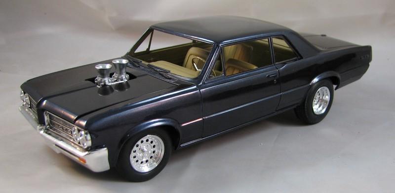 GTO street machine revell  01419