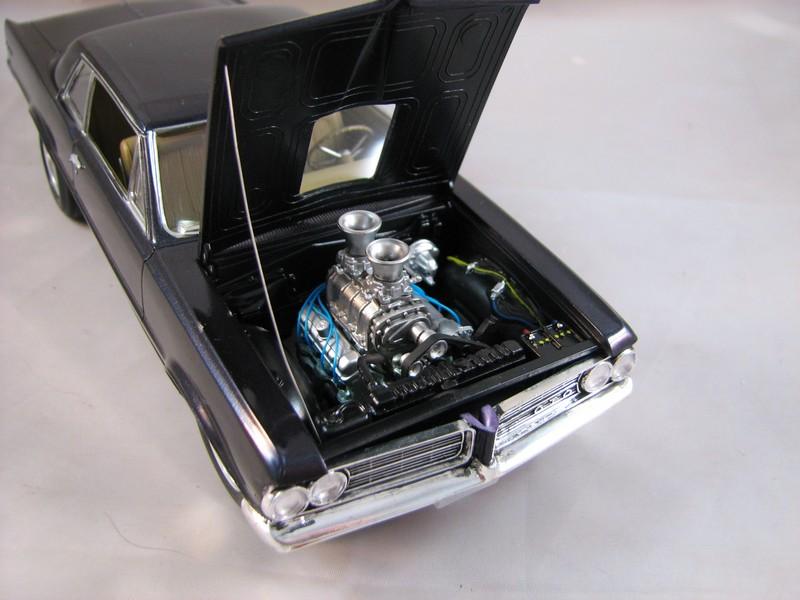 GTO street machine revell  01421