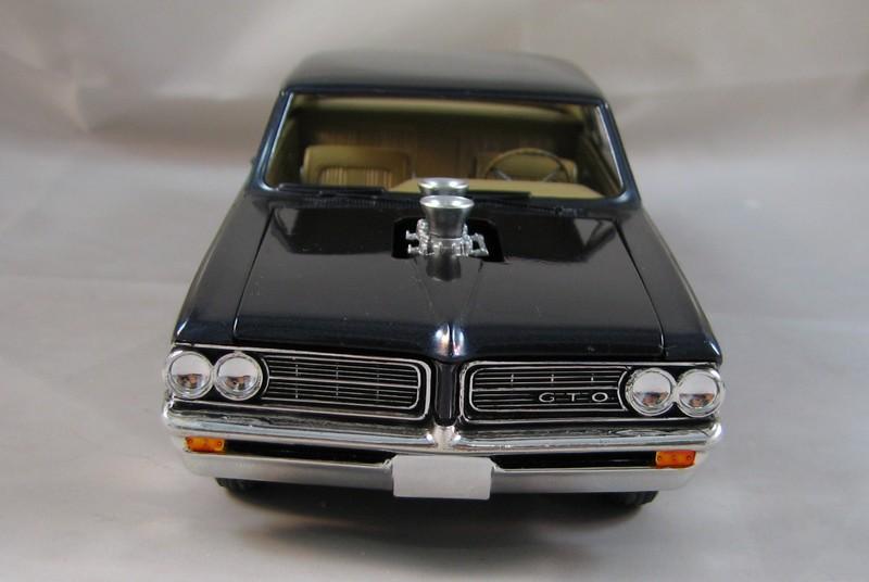 GTO street machine revell  01515