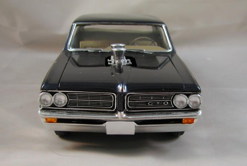 GTO street machine revell  01713
