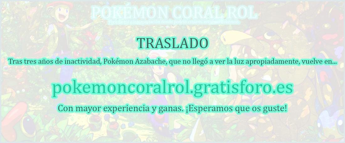 Pokémon Azabache Rol