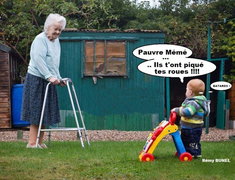 Humour en image du Forum Passion-Harley  ... 99611210