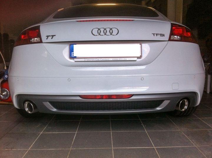 Audi TT Sline Tfsi 1.8 UnderG [Full Milltek] Stage 2:  240Cv , 378NM - Page 5 10144210