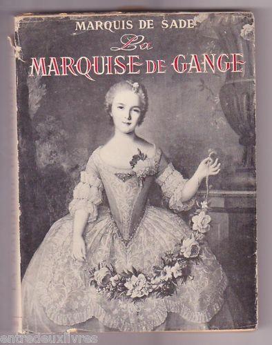 Le marquis de Sade Ccy-8115