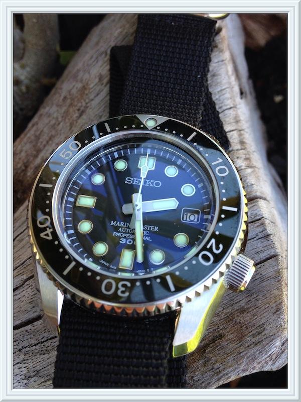 REVUE : SEIKO Marine Master 300 - Page 2 Img_0318