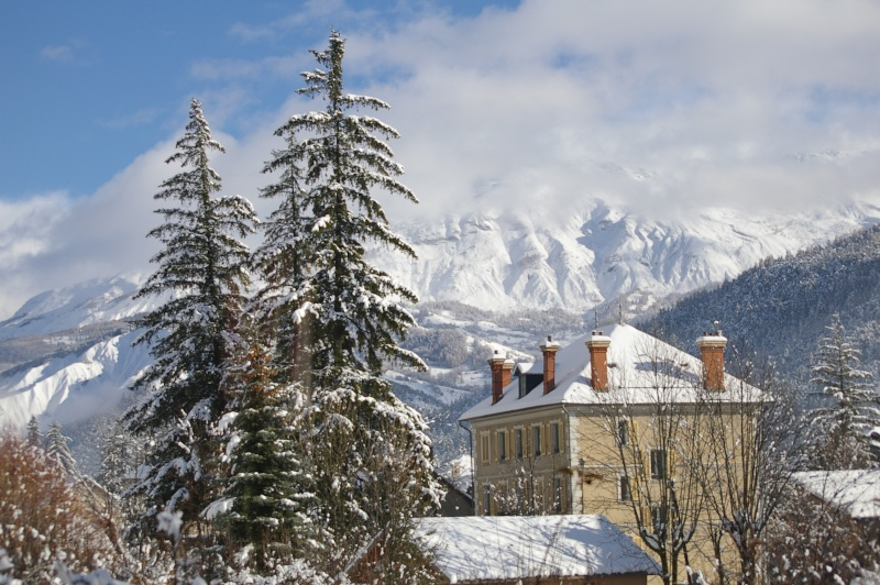 Les Alpes de Haute Provence, Barcelonnette, parc du mercantour 03_dec10