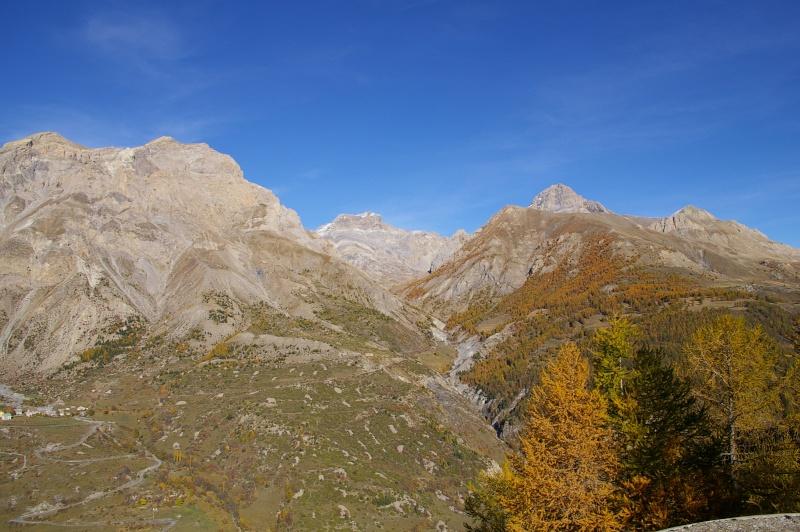 Les Alpes de Haute Provence, Barcelonnette, parc du mercantour 24_oct10