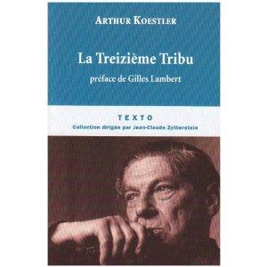 LC Koestler - La 13ème tribu Koestl10