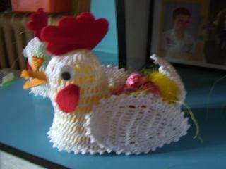 poule de paques Cimg0310