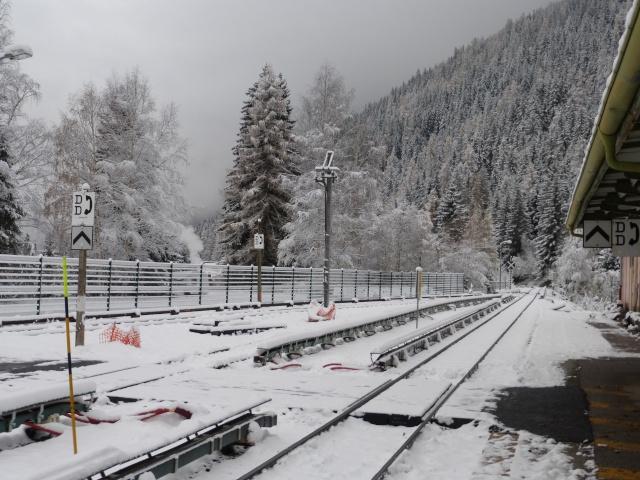 Photos de neige, dans le massif du Mont Blanc - Page 2 P1000412