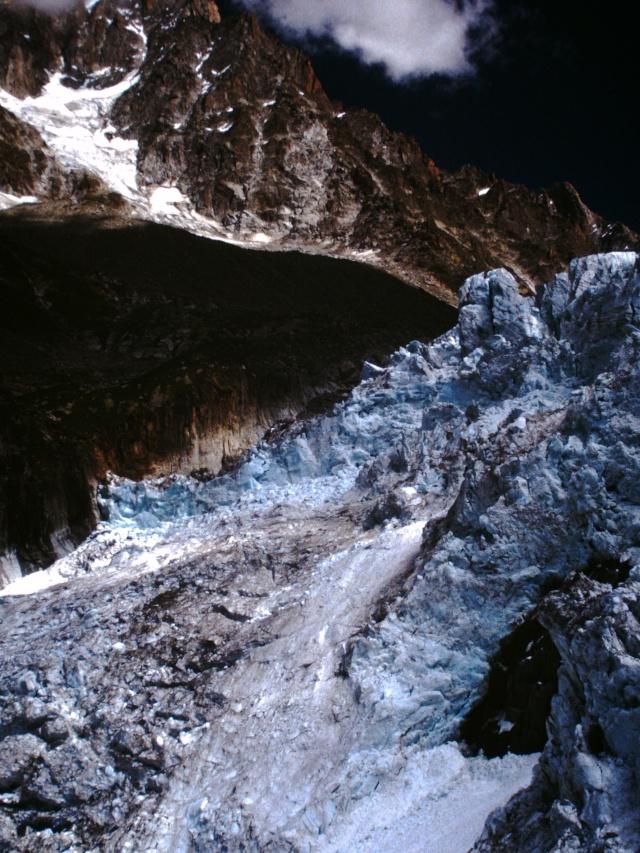 Le glacier d'Argentière - Page 3 Pict0011