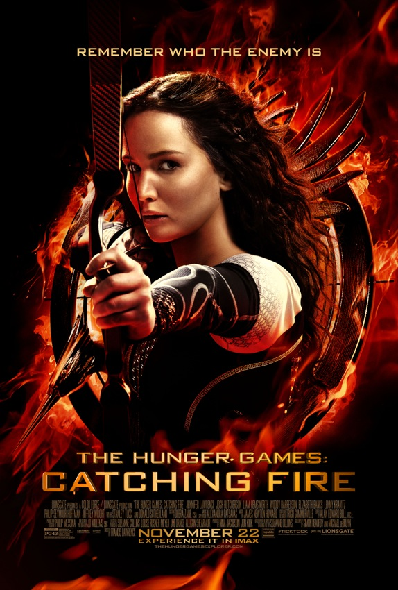 The Hunger Games: Catching Fire Catchi10