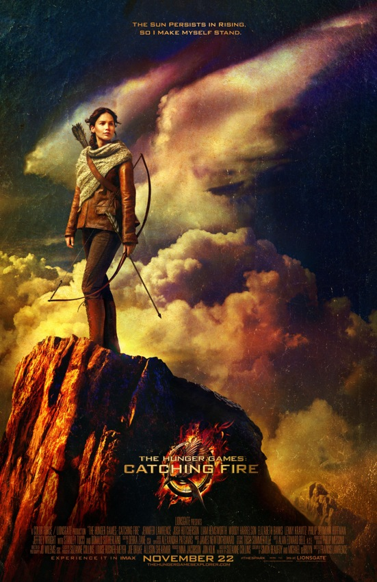 The Hunger Games: Catching Fire Catchi11