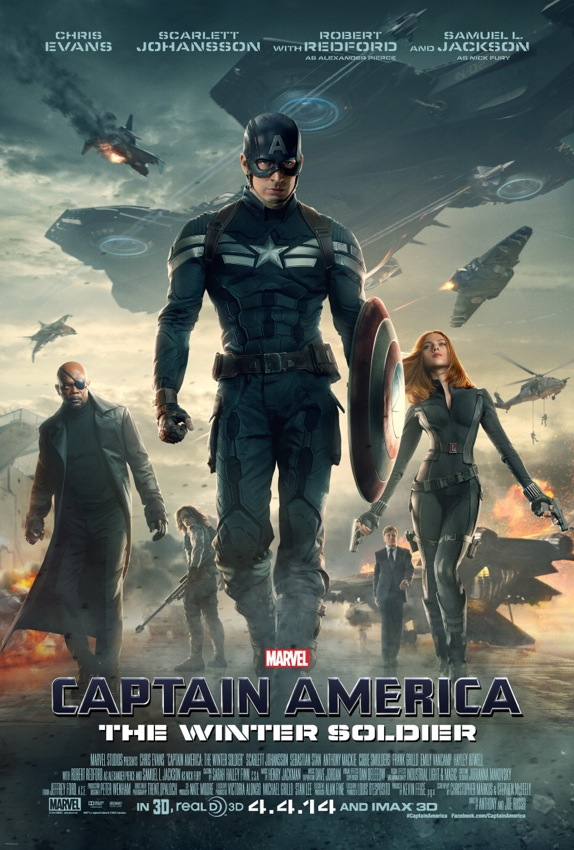 Captain America: The Winter Soldier The_wi11