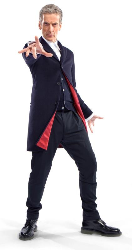 Peter Capaldi est le nouveau Docteur! Twelve10