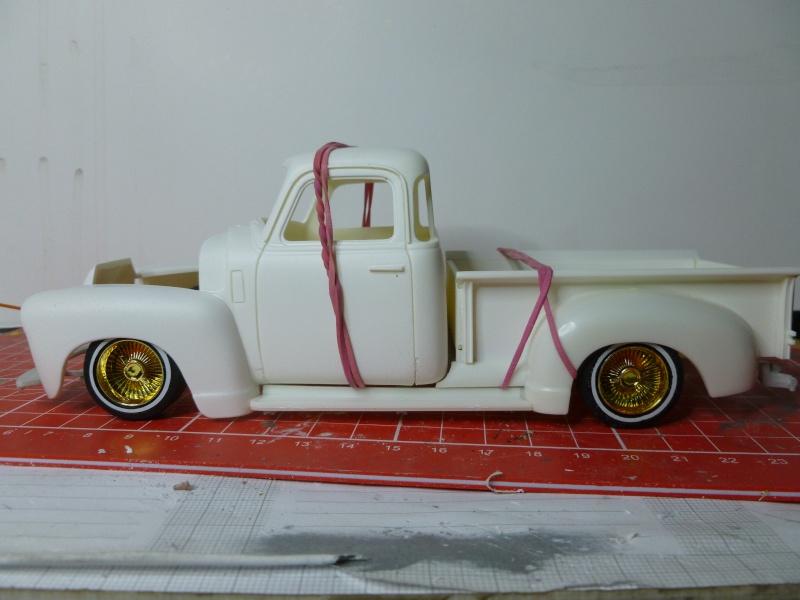 Chevy 3100 1950  P1020248