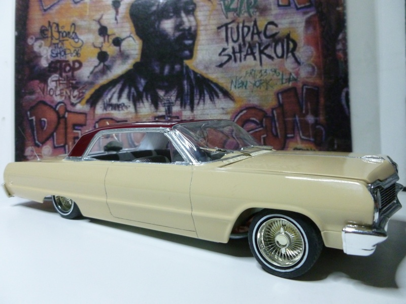 Impala 64' lowrider - terminée - Page 2 P1020269
