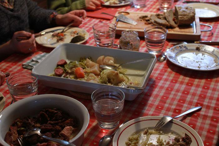 Kig ha farz / Pot-au-feu breton 04910