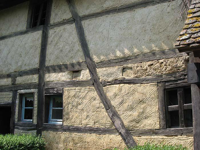 Maisons à colombage en Alsace Acomus10