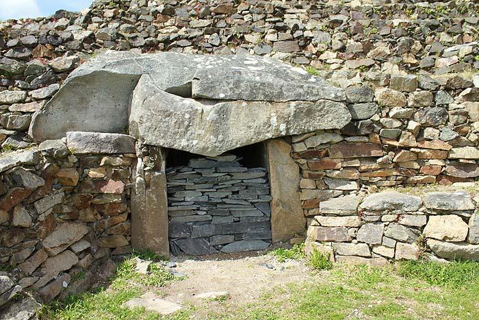 Cairn de Barnenez [Plouezoc'h- 29] Cairn510