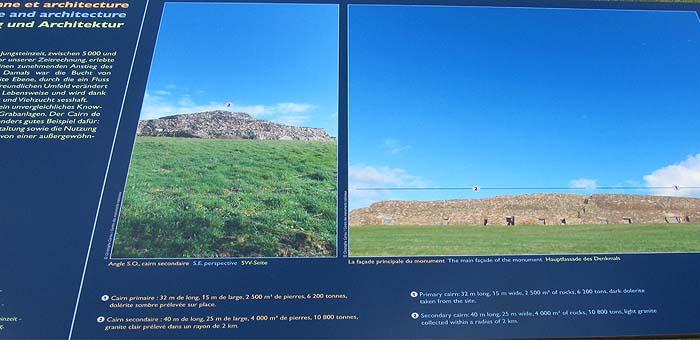 Cairn de Barnenez [Plouezoc'h- 29] Cairn710