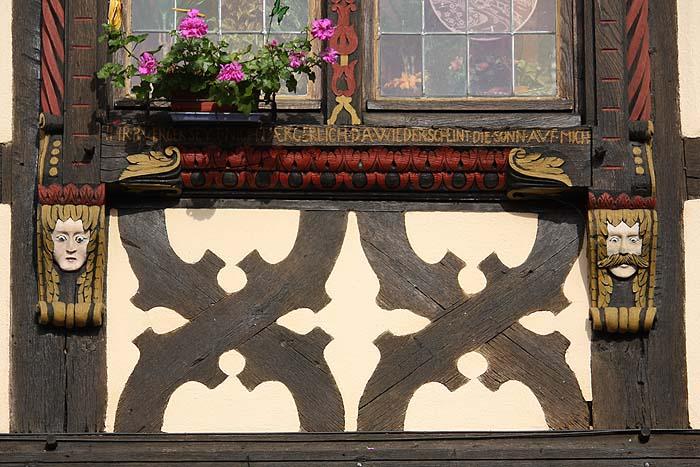 Maisons à colombage en Alsace Kayser11