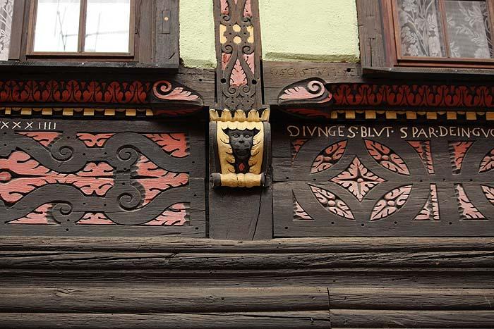 Maisons à colombage en Alsace Kayser17