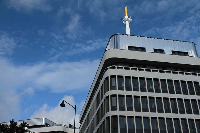 De la tour France-télécom au centre d'affaires la Mabilais La_mab14