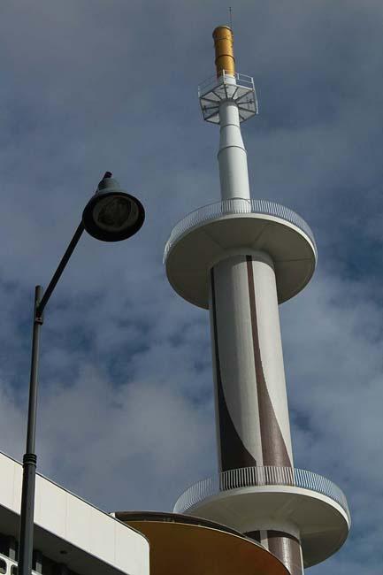 De la tour France-télécom au centre d'affaires la Mabilais La_mab16