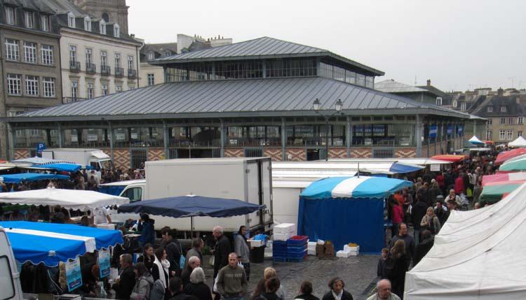 Les halles et marchés couverts Marcha13