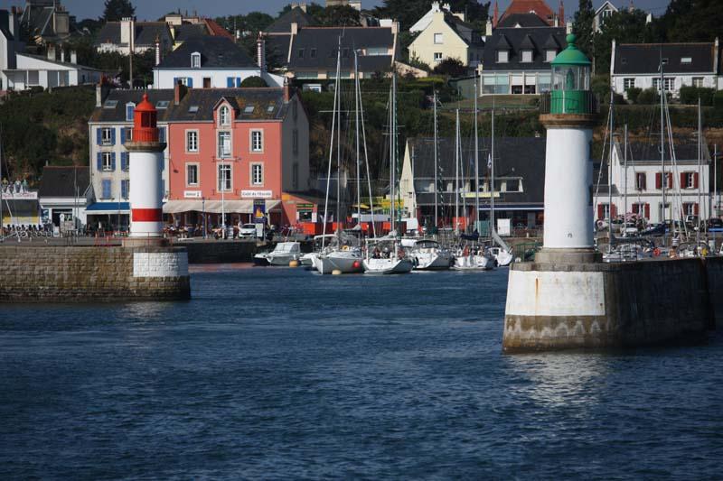 Groix: feux du port Tudy Phares11