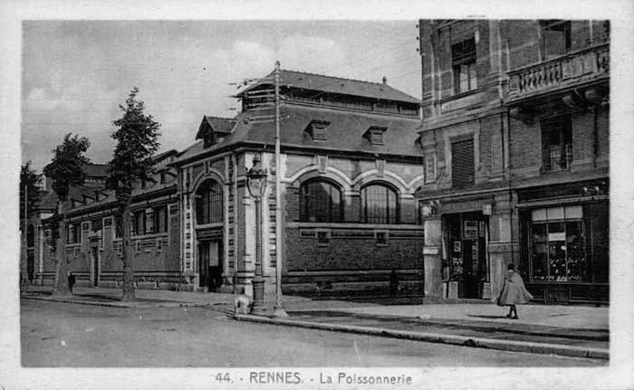 Les halles et marchés couverts Rennes24