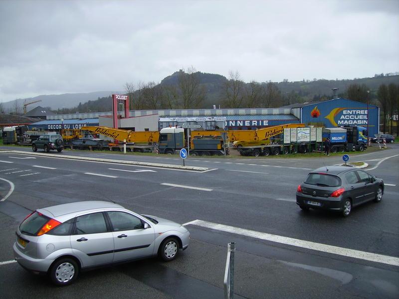 Convois routiers exceptionnels Convoi21