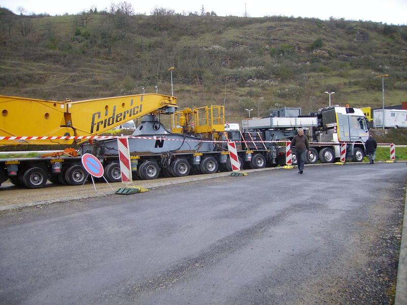 Convois routiers exceptionnels Convoi23