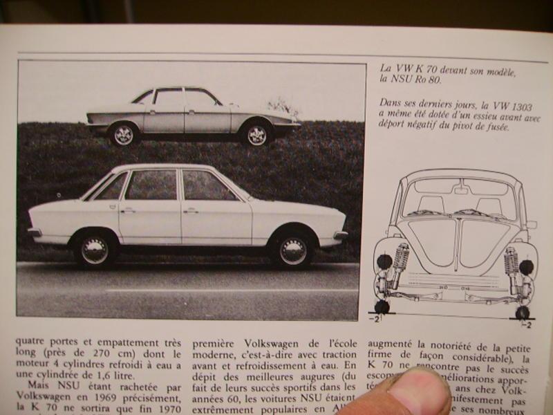 VW K70  K70_ro10