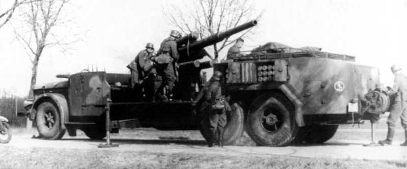 Quelques blindés allemands inhabituels. G0593110