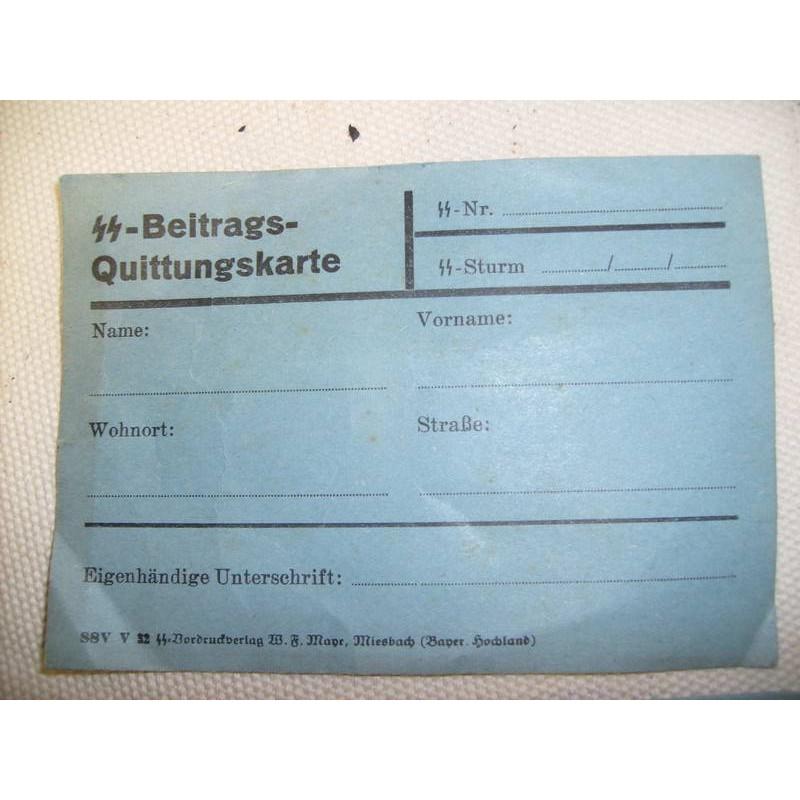 SS AUSWEIS A IDENTIFIER - Page 2 German10