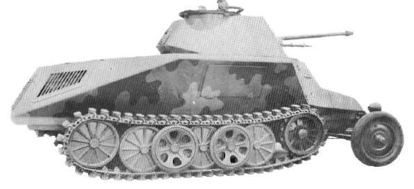Semi chenillé: Panzer Selbstfahrlafette II 7,5 cm Kan. L/41 auf Zgkw.5t HKP902 Hl_kl_10
