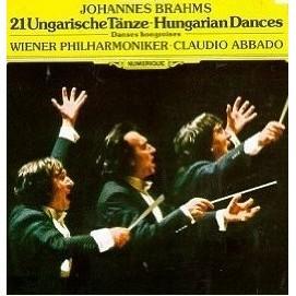 Danses Hongroises - Brahms 135-im10