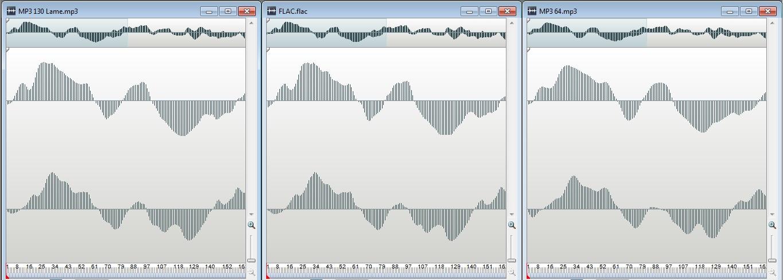 FLAC et MP3 : qualité musicale comparée ? Extrai10