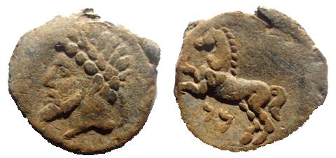 Ma collection de monnaie numide .( Massinissa Micipsa) - Page 4 Nouvel17