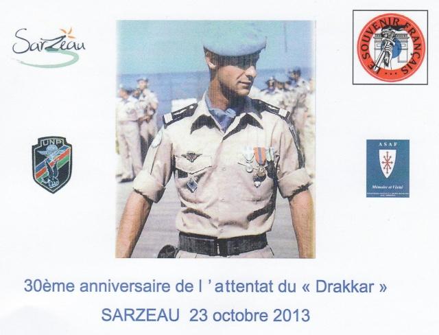 Sarzeau Morbihan - DRAKKAR - Hommage aux 58 parachutistes mort pour la France Image_10