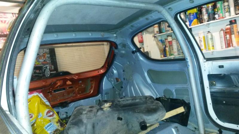 Préparation 206 Autocross ( MiKL V Design ) 20140210