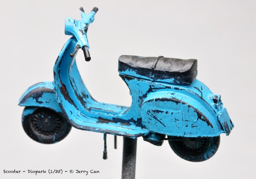 Scooter- 125 Primavera [DIOPARK, 1/35] - Vignette terminée! Scoote27